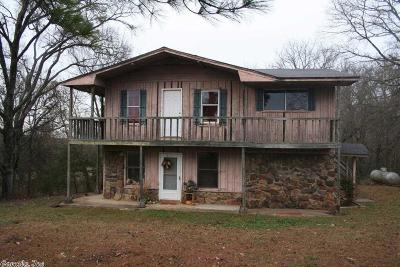 Dardanelle Single Family Home For Sale: 24393 State Hwy 154