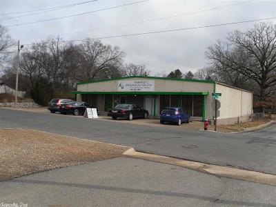 Garland County Commercial For Sale: 853 Third Street