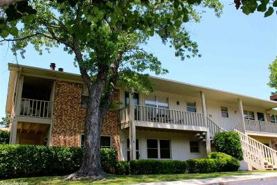 Garland County Condo/Townhouse For Sale: 160 Cooper Street #12A