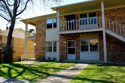 Garland County Condo/Townhouse For Sale: 220 Cooper Street #9A