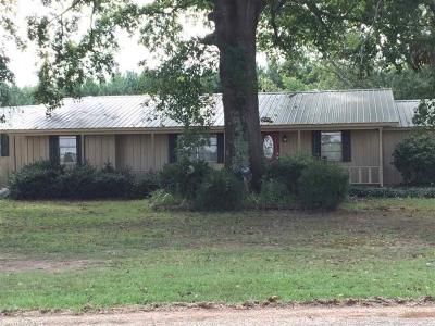 Bradley County Single Family Home For Sale: 334 Bradley 56 Road