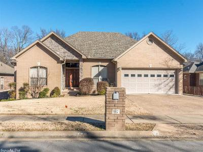 North Little Rock Single Family Home Take Backups: 917 Cobblestone Circle