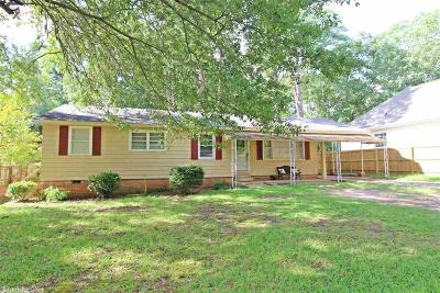 Grant County, Saline County Single Family Home For Sale: 113 W Sunset Drive