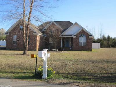 Searcy Single Family Home For Sale: 102 Selvidge