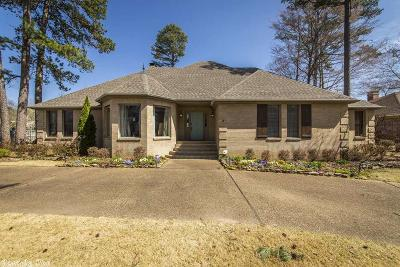Little Rock Single Family Home For Sale: 61 Chenal Circle