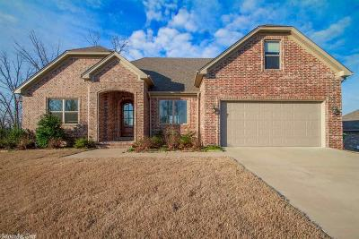 Little Rock Single Family Home Price Change: 2005 Argyll Cove