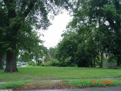 Residential Lots & Land Under Contract: 1624 Arch