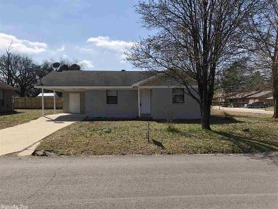 Morrilton Single Family Home For Sale: 607 W Childress