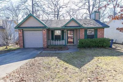 Maumelle Single Family Home For Sale: 29 Pin Oak Loop