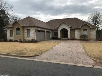 Hot Springs Single Family Home New Listing: 208 Gardens Gate Circle