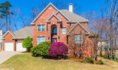 Little Rock Single Family Home New Listing: 15103 Chambery Drive