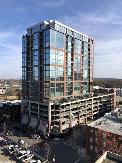 Little Rock Condo/Townhouse New Listing: 315 Rock Street #1203