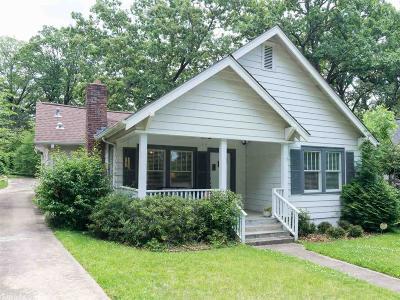 Little Rock Single Family Home New Listing: 321 N Monroe