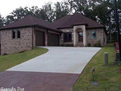 Little Rock Single Family Home New Listing: 8200 Kanis Oaks