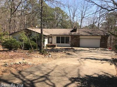 Hot Springs Vill. AR Single Family Home New Listing: $149,900