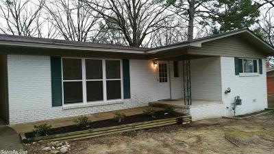 Garland County Single Family Home Take Backups: 200 Michele Street