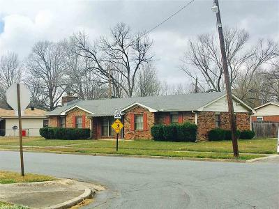 Pine Bluff Single Family Home New Listing: 2503 Belmoor Drive