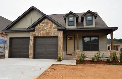 Little Rock Single Family Home New Listing: 411 Wildcreek Circle