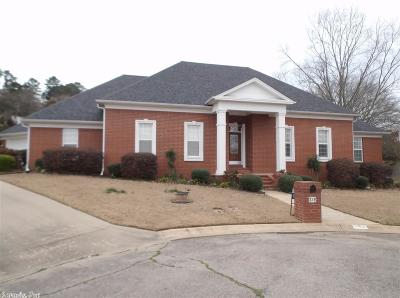 Searcy Single Family Home New Listing: 139 Belle Meade