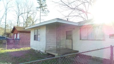 Pine Bluff AR Single Family Home For Sale: $24,990