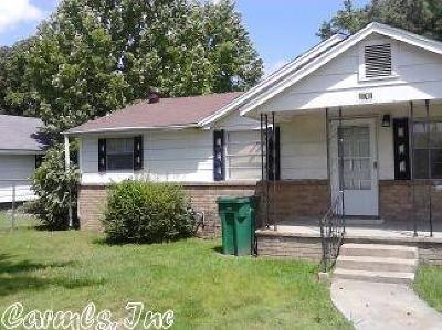 North Little Rock Single Family Home New Listing: 1101 E 46th Street