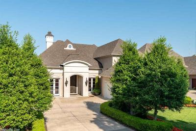 Little Rock AR Single Family Home New Listing: $995,000