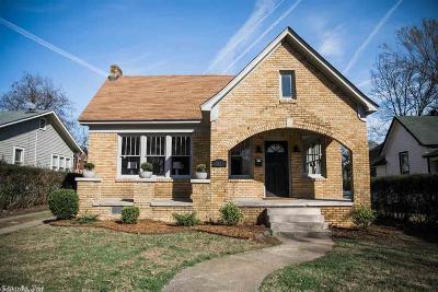 Little Rock Single Family Home New Listing: 2315 S Izard