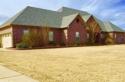 Greenbrier Single Family Home New Listing: 22 Valley Meadows Drive