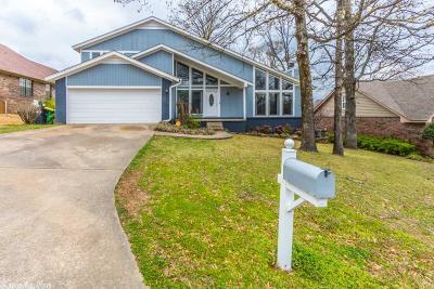 Sherwood Single Family Home New Listing: 117 Illinois Bayou Drive