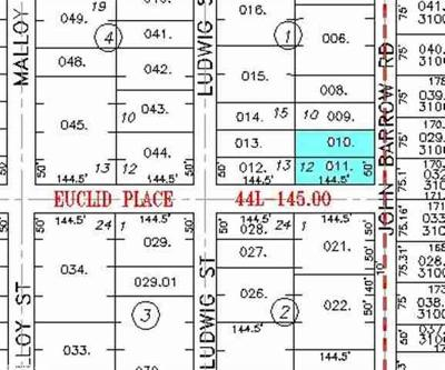 Residential Lots & Land For Sale: 4526 John Barrow Road