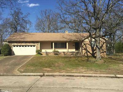 North Little Rock Single Family Home New Listing: 24 Laffite Circle