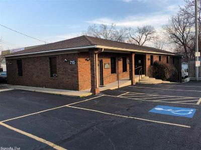 Garland County Commercial New Listing: 715 Hobson Avenue