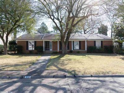 Little Rock Single Family Home New Listing: 812 Legato