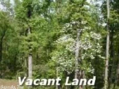 Cabot Residential Lots & Land Under Contract: 400 S 2nd Street