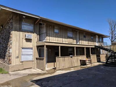 Little Rock Multi Family Home For Sale: 8711 Baseline