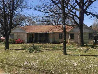North Little Rock Single Family Home New Listing: 4923 Camp Robinson
