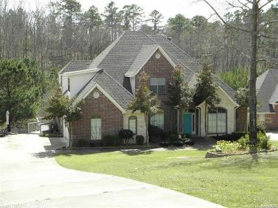 Garland County Single Family Home For Sale: 153 Summertime Point