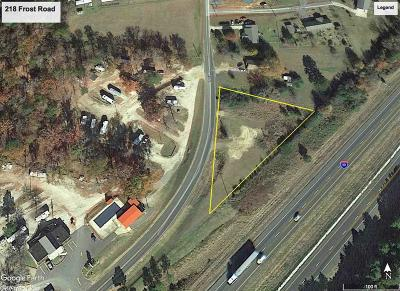 Clark County Residential Lots & Land For Sale: 218 Frost Road
