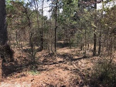 Pearcy AR Residential Lots & Land New Listing: $29,500