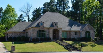 Hot Springs AR Single Family Home New Listing: $449,900