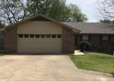 Hot Springs AR Single Family Home New Listing: $224,900