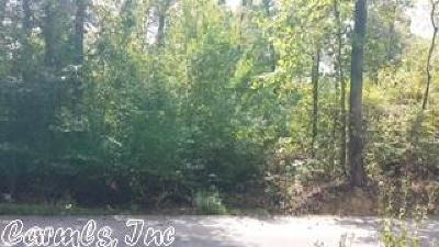 Bryant Residential Lots & Land New Listing: Goodwin Road