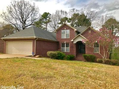 North Little Rock Single Family Home New Listing: 21 Silver Meadow Cove