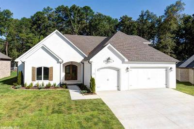 Little Rock Single Family Home For Sale: 6 Ensbury Place