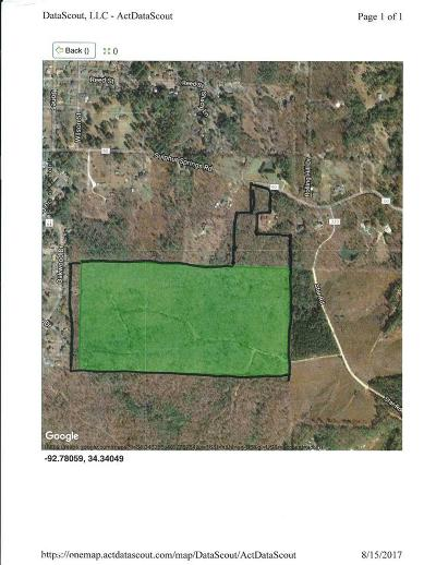 Malvern Residential Lots & Land For Sale: Sulphur Springs Road
