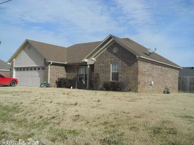 Beebe Single Family Home For Sale: 915 Scooty Ln