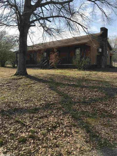 Arkadelphia Single Family Home For Sale: 3642 W Hwy 26