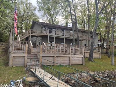 Garland County Single Family Home For Sale: 280 Northshore Terrace
