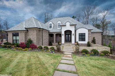 Little Rock Single Family Home For Sale: 3010 Woodsgate Drive