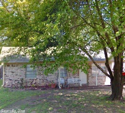 Russellville Single Family Home For Sale: 903 E 11th Street